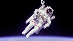 Not a good time for an Amygdala Hijack! Astronaut Bruce McCandless flies 320ft from his spacecraft in 1984