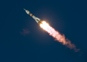 Expedition 46 launches to the International Space Station – 15th December 2015