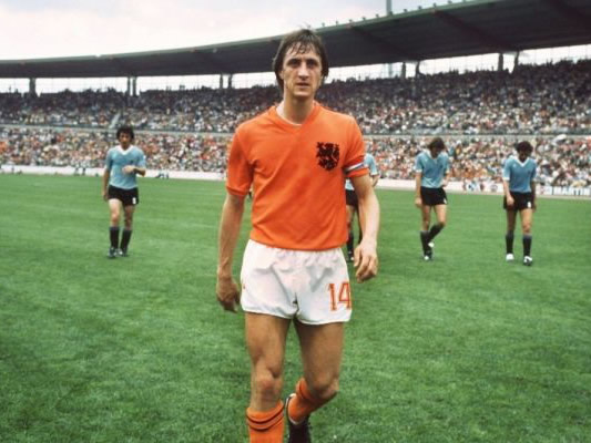 Lessons and inspiration for your firm from the life of Johan Cruyff